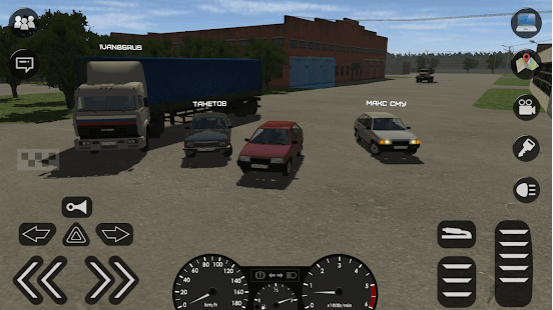 Motor Depot скриншот