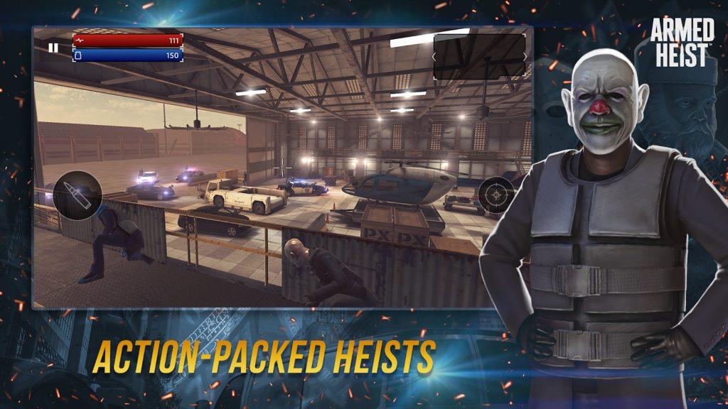 Armed Heist скриншот