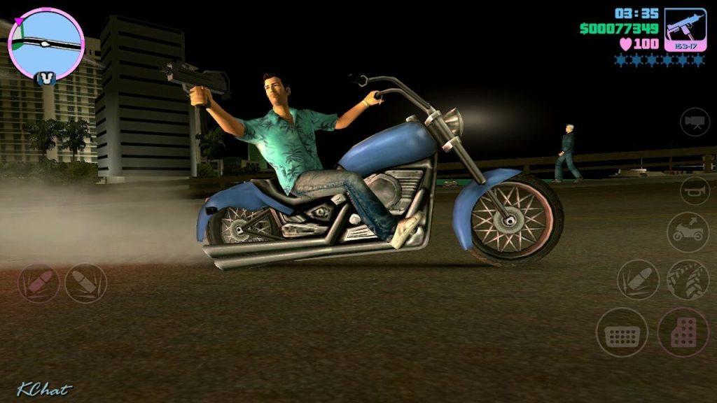 Grand Theft Auto: Vice City скриншот