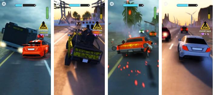 Rush Hour 3D скриншоты