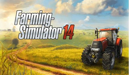 Farming Simulator 14 мод на деньги